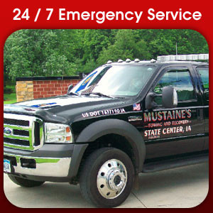 mustaines towing and recovery towing and recovery